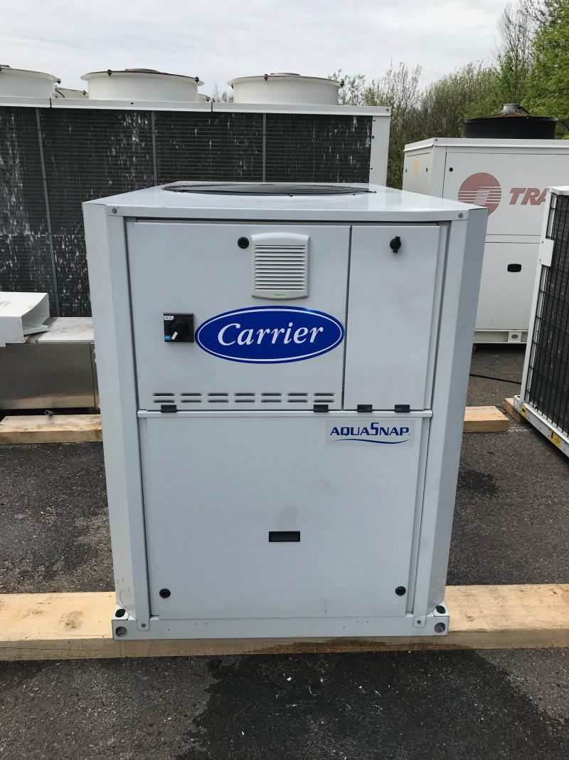 used water chiller carrier