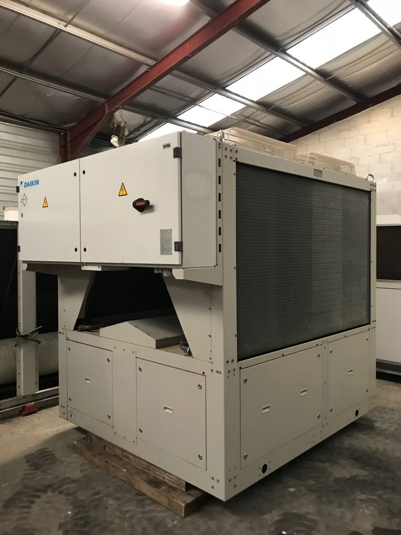Used air cooled water chiller DAIKIN