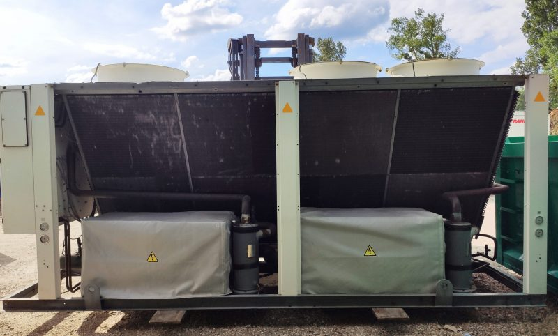 chiller second hand TRANE