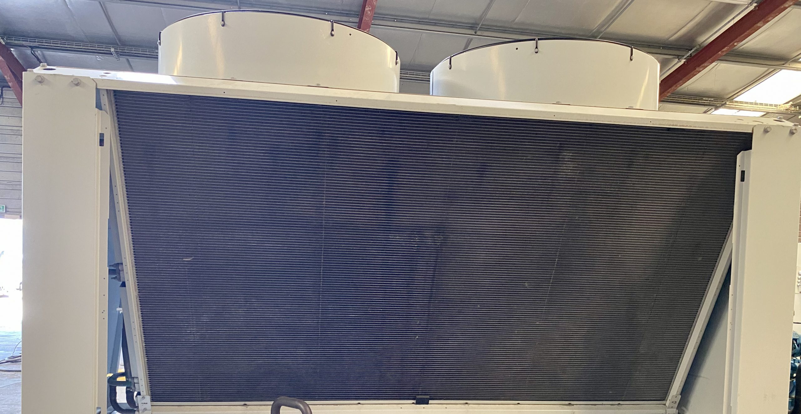 used cooling device